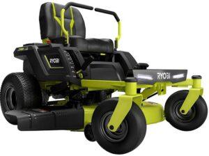 Ryobi Electric Riding Lawn Mower