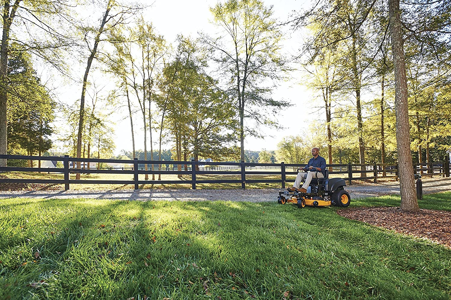 Best Riding Lawn Mower for Small Yards Review