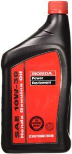 Best Oil for Honda Lawn Mower